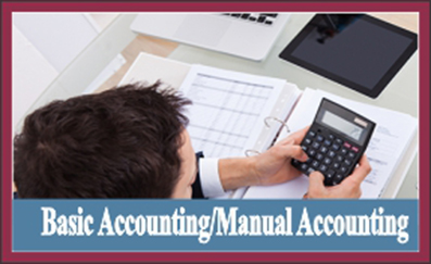 Basic Accounting/Manual Accounting Courses
