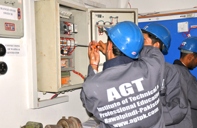 Industrial Electrician Course