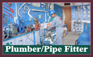 Plumber + Pipe Fitter Course