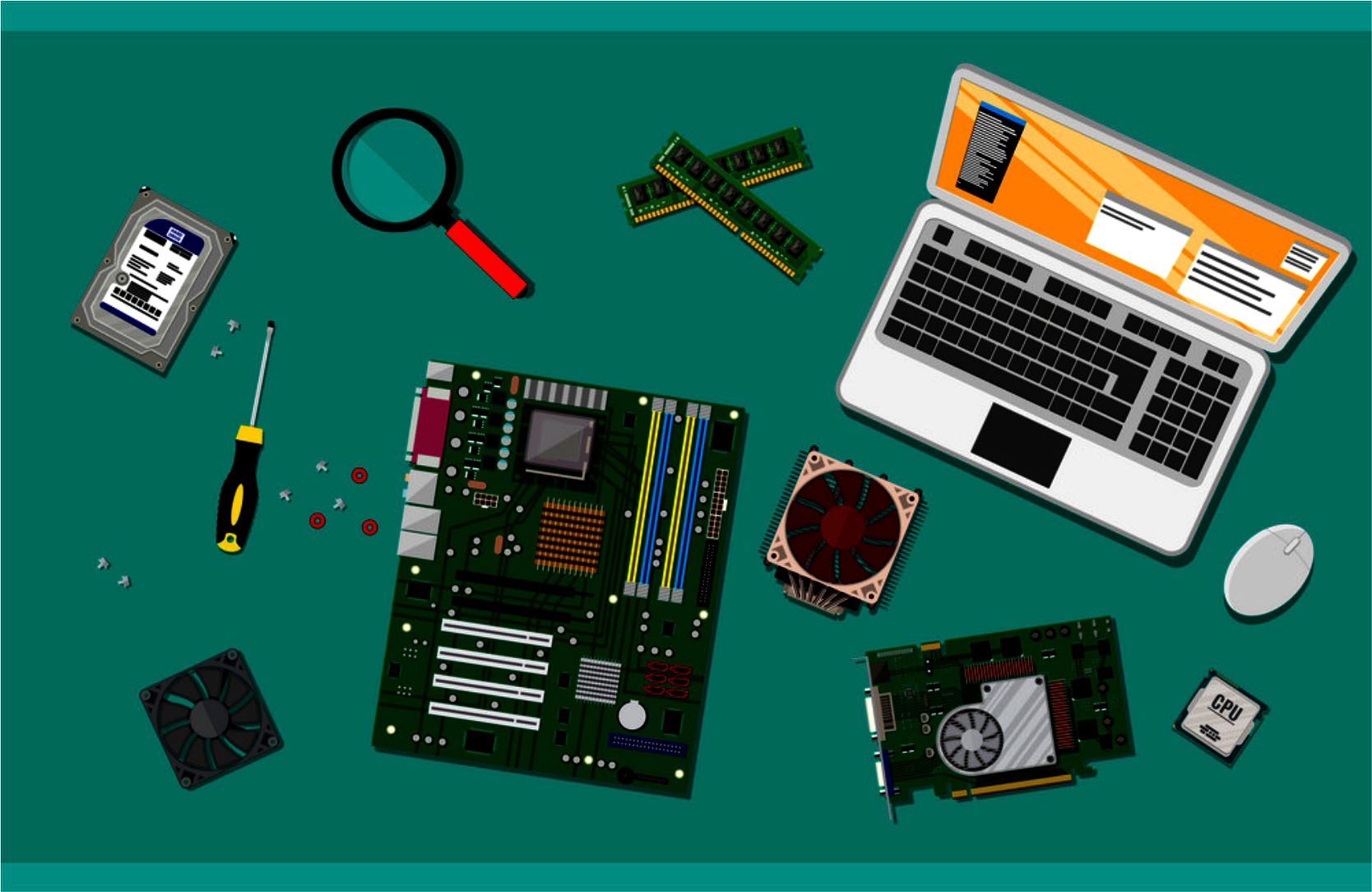 Computer Hardware & Networking Course