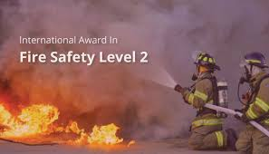 International award in fire safety at workplace (Level-02)