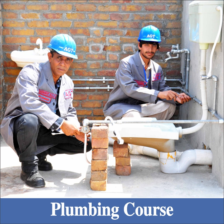 Plumbing & pipe fitter Course