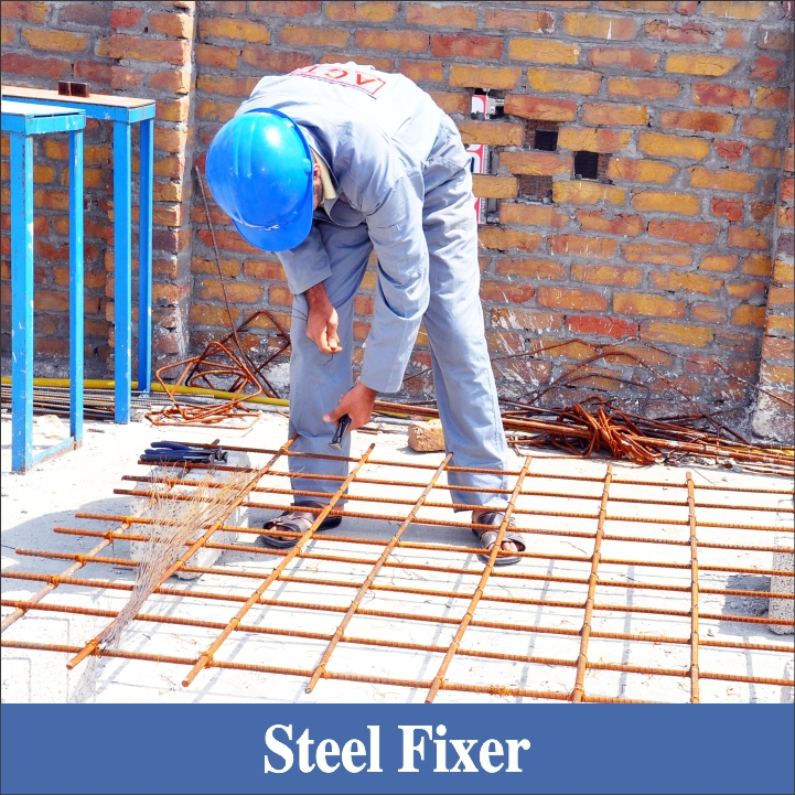 Steel Fixing course