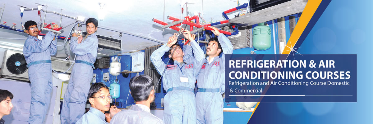 Refrigeration & Air Conditioning Courses