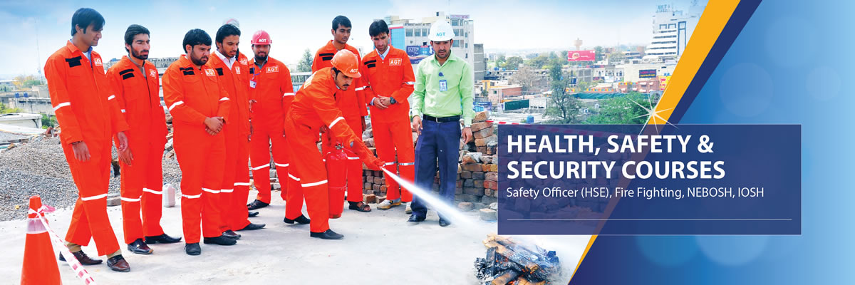 Health, Safety & Security Courses