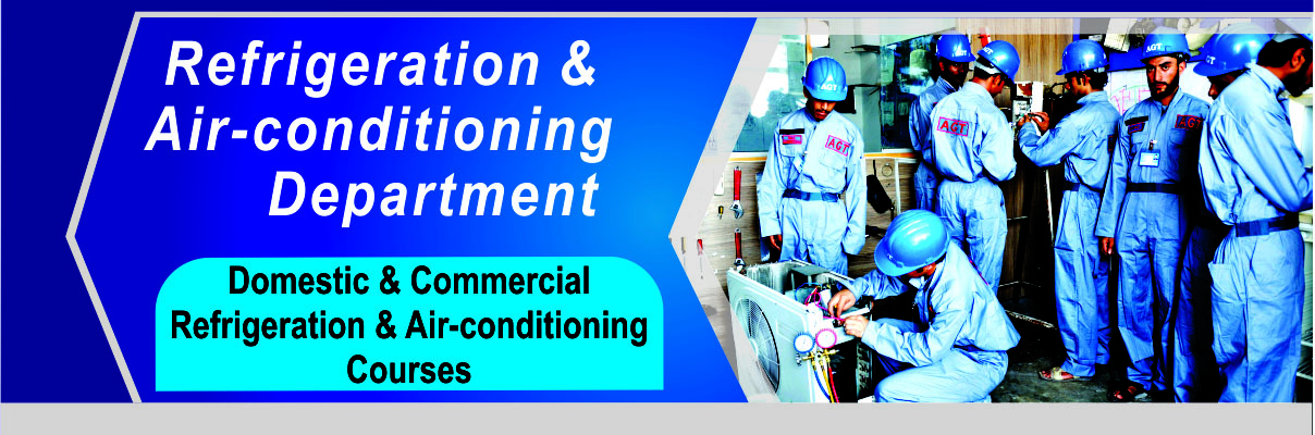 Refrigeration and air conditioning  course in rawa
