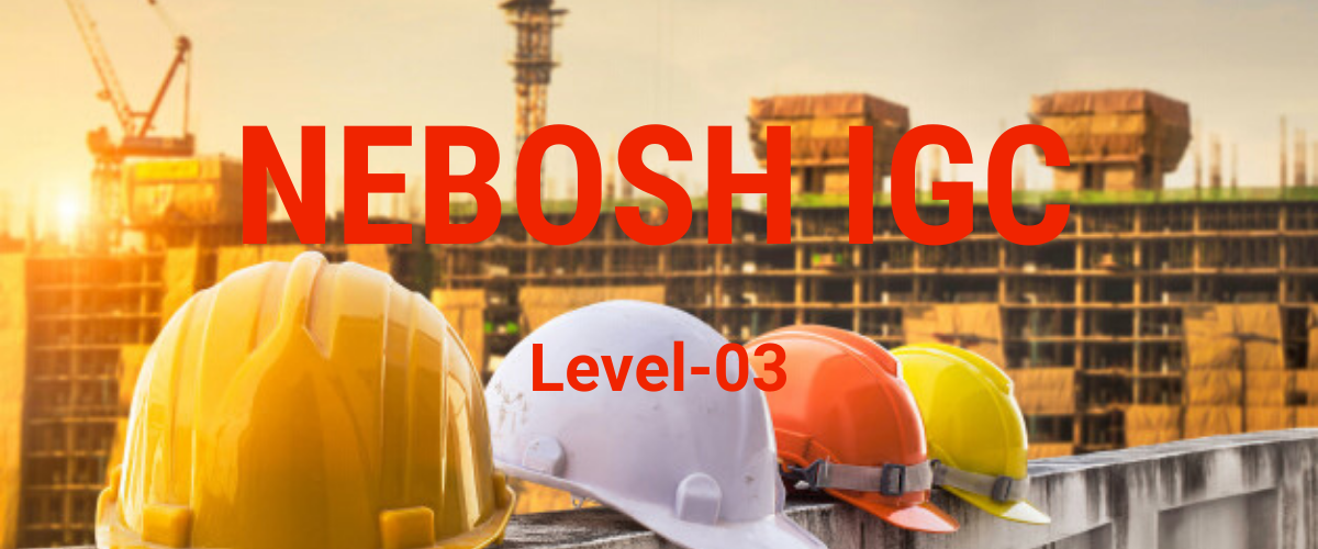 NEBOSH International General Certificate (IGC) Lev