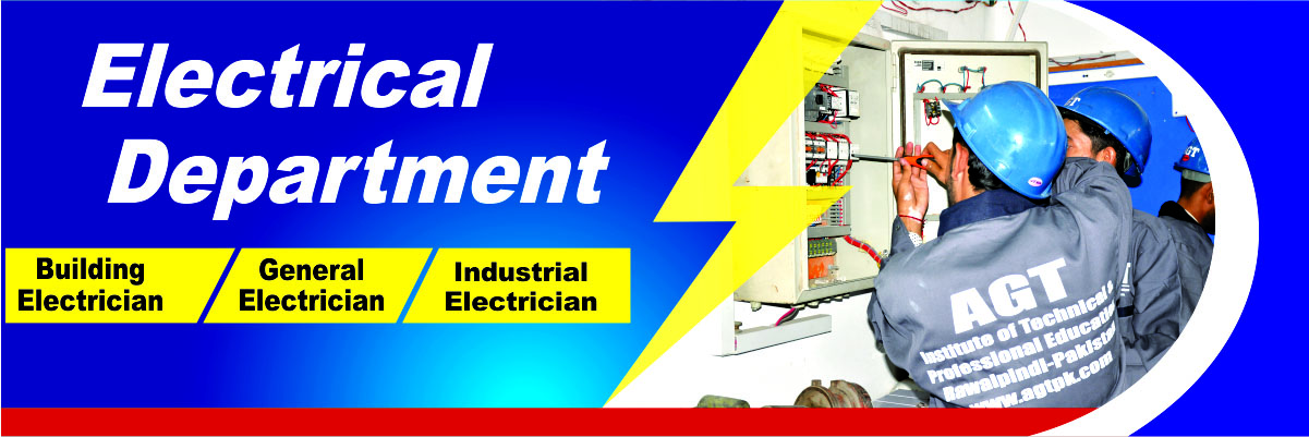 Electrical Courses in rawalpindi agt Institute