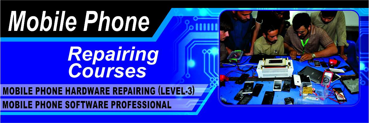 mobile phone repairing course in rawalpindi