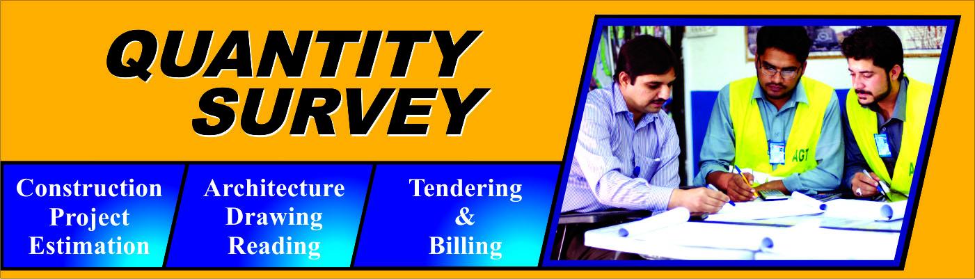 Quantity Survey course in rawalpindi
