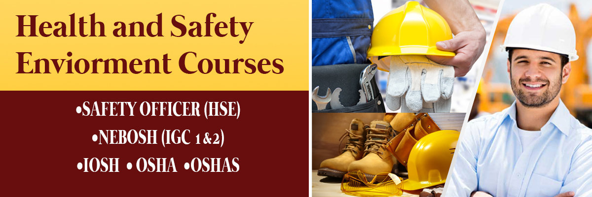 Safety Officer Courses in rawalpindi