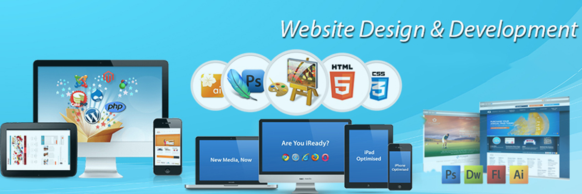 Web designing & Development